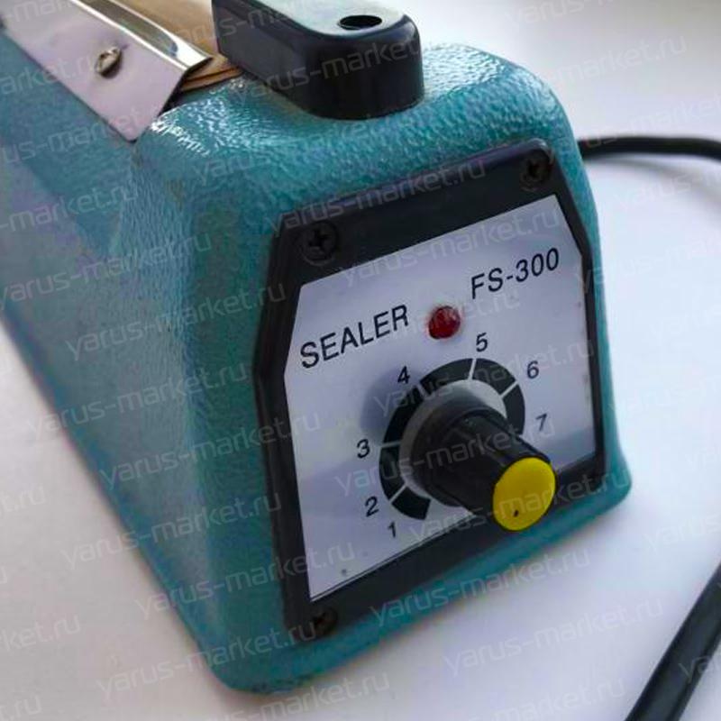 Ручной запайщик пакетов FS-300
