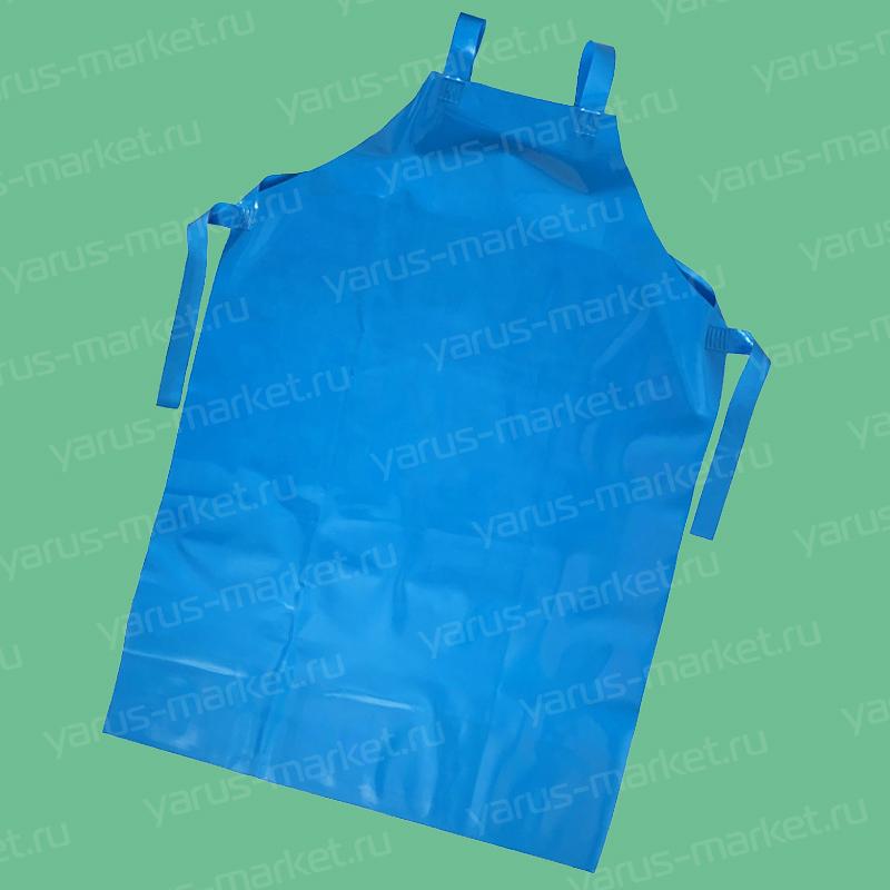 Фартук плотный, ПВХ, 90х120 см, для упаковки