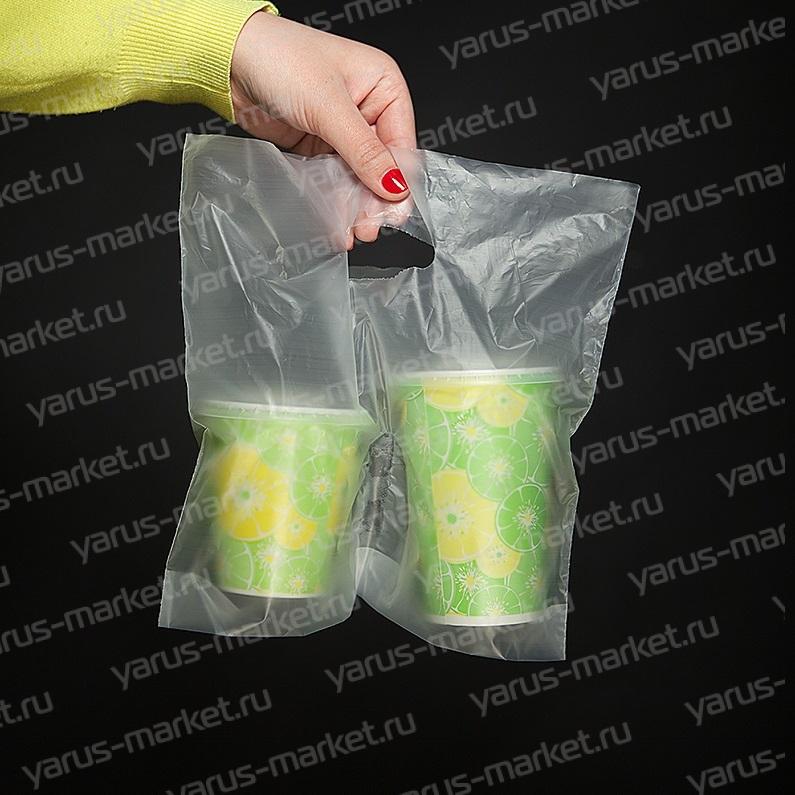 Переноска для двух коробок/стаканов, 40*22 см., 40*25 см