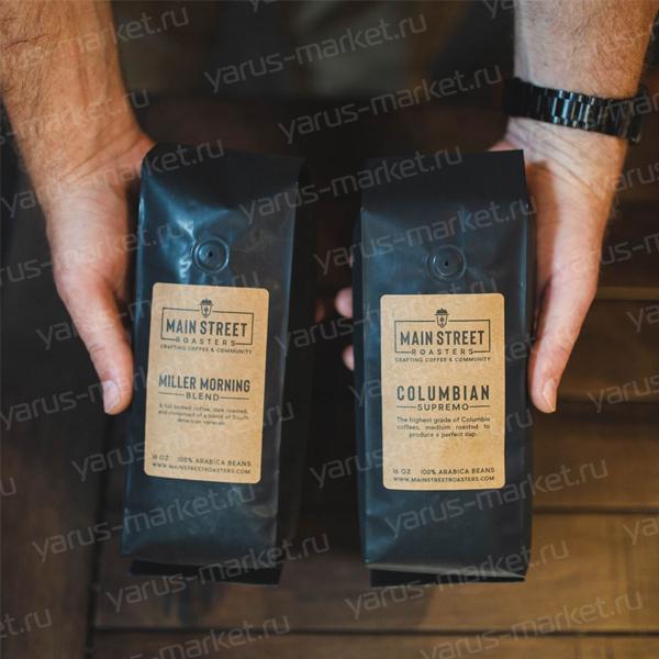 Пакеты для чая и кофе