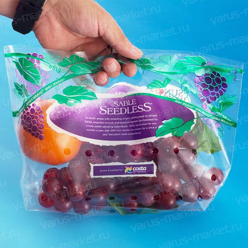 Упаковка для винограда