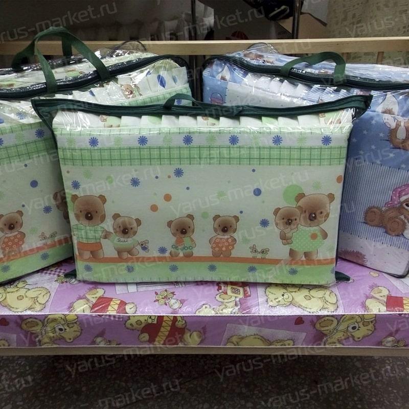 Упаковка для текстиля