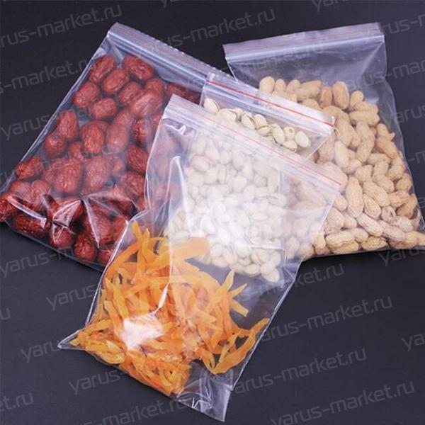 Полипропиленовые пакеты с замком зип лок