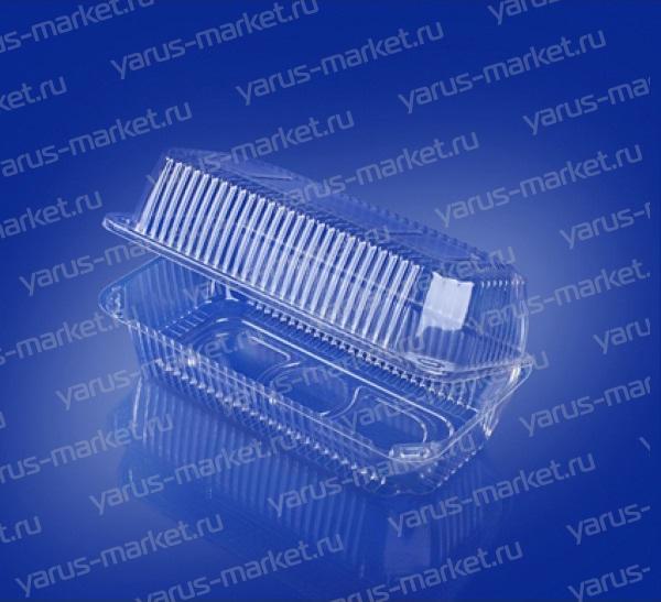 Пластиковая упаковка ИП-25 из ПЭТ/ОПС