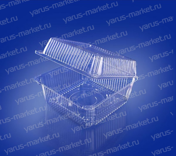 Пластиковая упаковка ПР-К15 из ПЭТ/ОПС