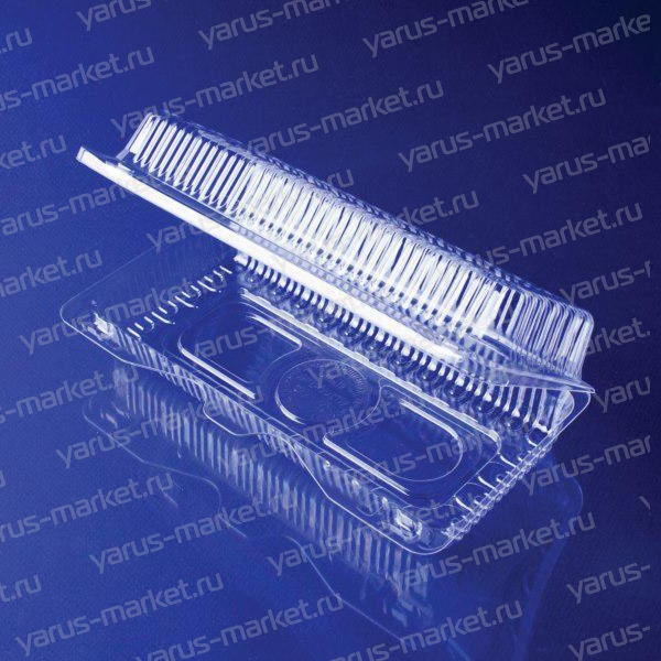 Пластиковая упаковка ПР-К19 из ПЭТ/ОПС