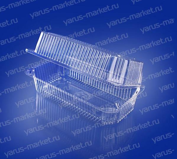 Пластиковая упаковка ПР-К27 из ПЭТ/ОПС