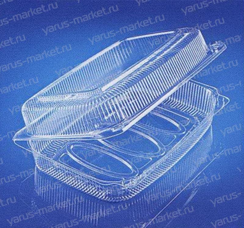 Пластиковая упаковка ПР-К30В из ПЭТ/ОПС