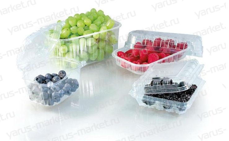 Пластиковый контейнер ПК-1257 из ПЭТ