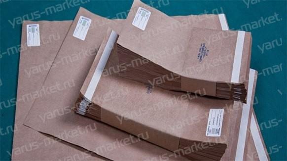 """Крафт-упаковка. Купить крафт-бумагу оптом дешево в магазине """"ЯрусМаркет"""""""