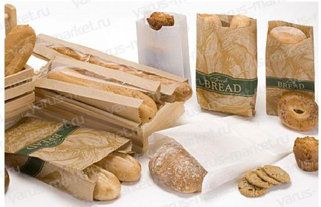 Пакеты для хлеба и выпечки. Купить пакеты для хлеба и выпечки на сайте yarus–makret.ru