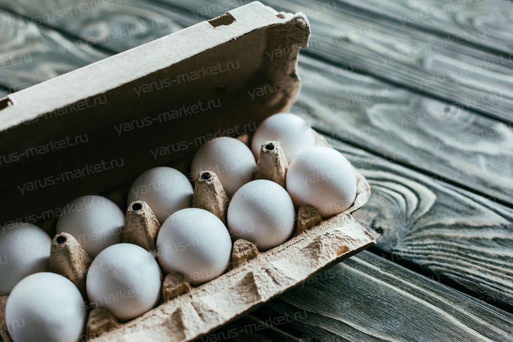 Ячейки для гусиных яиц