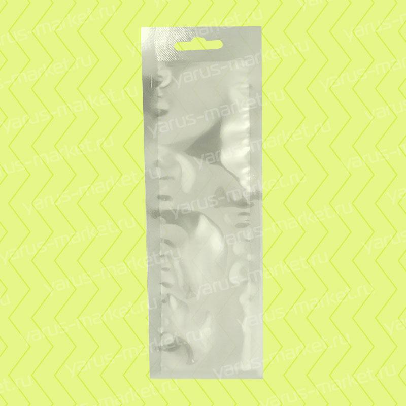 Термоусадочныый пакет для колбасы с еврослотом