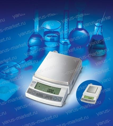 Лабораторные весы CAS
