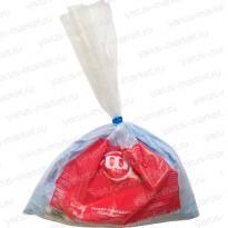 Пакет под клипсу (викет пакет) для фасовки замороженных продуктов, овощей, мяса