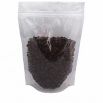 Металлизированный пакет дой-пак, белый, для бакалейных товаров