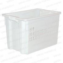 Пластиковый ящик 600x400x400 комбинированный