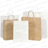 Бумажные крафт-пакеты — упаковка бумажная