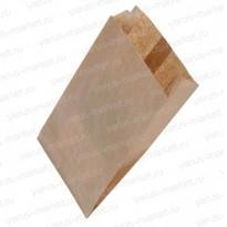 V-пакет для выпечки, крафт, 30х10х6 см.