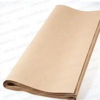 Крафт-бумага, 84х70 см, бурая, для упаковки хлебобулочных изделий
