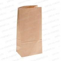 Крафт-пакет, 23*8*5 см., для хранения и фасовки хлебобулочных изделий