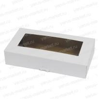 Картонная коробка 24*13*5 для кондитерских изделий