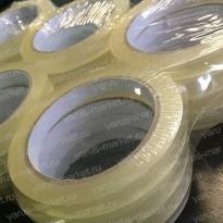 Клейкая лента для клипсатора 12 мм (прозрачная)