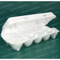 Контейнер из ВСП, мягкий, для 10 куриных яиц
