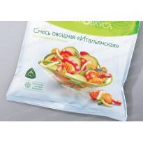 Печать на гибкой упаковке замороженных продуктов