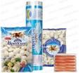 Печать на гибкой упаковке замороженных продуктов — пленка bopp, пэ, пэт