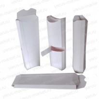Упаковка для шаурмы, 200x110x50 мм., c отрывной полоской