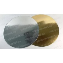 Подложка золото- серебро в ассортименте