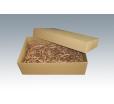 Бумажный наполнитель, пищевой, для транспортировки хрупких предметов