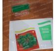 Упаковка для лука, 125x440 мм., BOPP, прозрачная