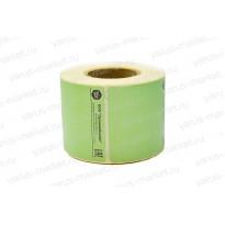 Печать этикеток для упаковки зип-лок