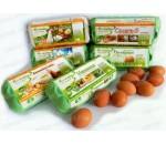 Печать этикеток для яичной упаковки