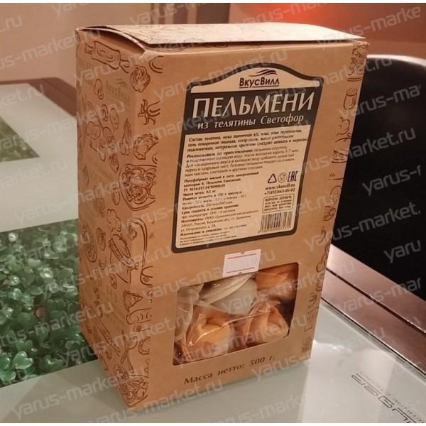 Изготовление коробок для продуктов питания на заказ