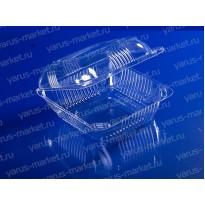 Пластиковая упаковка ИП-10 из ПЭТ/ОПС