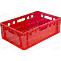 Пластиковый ящик, 600x400x200, для хлебобулочных изделий
