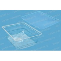 Пластиковый салатник ИП-1000 из ПЭТ