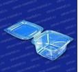 Пластиковый салатник ПР-СК-РГ-1000 из ПЭТ