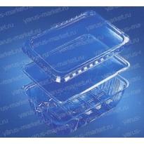 Пластиковый салатник ИП-1001 из ПЭТ