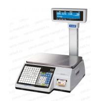 Электронные весы CAS CL3000, торговые