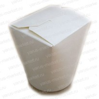 Коробка для лапши WOK, картонная, 530мл