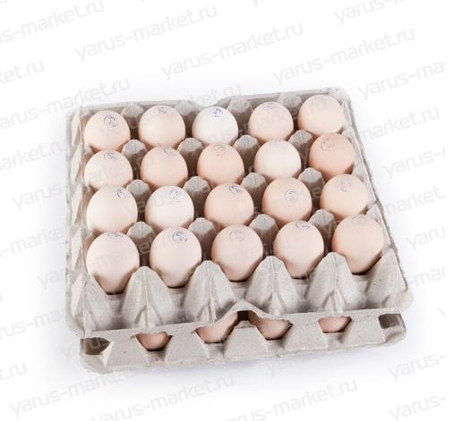 """Бугорчатая прокладка для 20 куриных яиц. Купить бугорчатые прокладки для куриных яиц оптом в магазине """"ЯрусМаркет"""""""