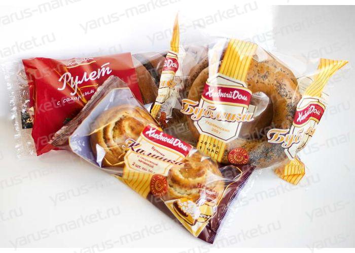 Кондитерские изделия в гибкой упаковке. Купить гибкую упаковку для кондитерских изделий с печатью в магазине ЯрусМаркет