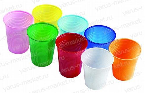 Пластиковые стаканчики. Купить пластиковые стаканчики и купить пластковые стаканчики под запайку на yarus–market.ru