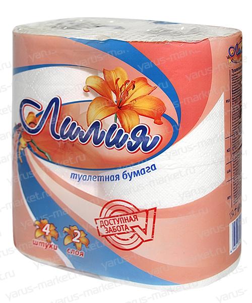 Туалетная бумага в гибкой упаковке. Заказать печать на гибкой упаковке на сайте yarus–market.ru